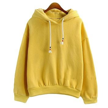 Long Sleeved Thick Sweatshirt for Women