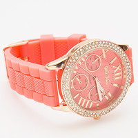 Never Ending Watch - Coral