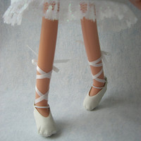 Lalaloopsy - Shoes - Ballet Slippers - White