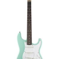 Squier by Fender Affinity Stratocaster Electric Guitar - Surf Green
