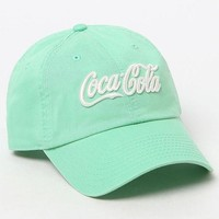 LMFON American Needle Washed Coke Slouch Dad Hat