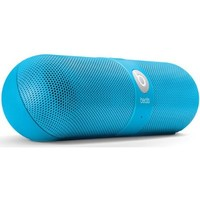 Beats By Dr. Dre Pill Portable Bluetooth Speaker, Neon Blue