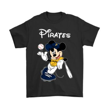 DCCKON7 Baseball Mickey Team Pittsburgh Pirates Shirts