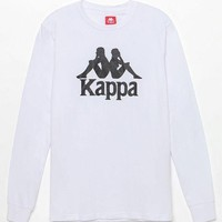 DCCKJH6 Kappa Authentic Bill Long Sleeve T-Shirt