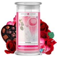 Pink Bubbles | Valentine's Day Scented Jewelry Candle