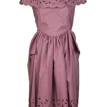 Vivienne Westwood Anglomania Slashed Amaryllis Dress