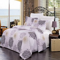 Fifi 100% Microfiber 3-Piece Duvet Cover Set