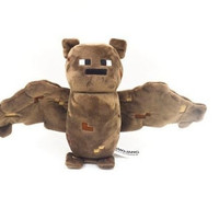 18CM Minecraft Bat Overworld Core Stuffed Bat kids Brinquedos Plush Soft Toys Dolls = 1929918020