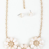 Vintage Blossom Necklace