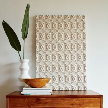 Volcanic Ash Tile Wall Art