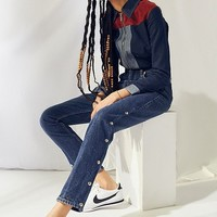 Urban Renewal Recycled Tear-Away Levi's Jean | Urban Outfitters