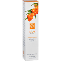 Sibu Sea Buckthorn Exfoliating Scrub For All Skin Types - 3.3 Oz
