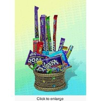 Willy Wonka Gift Basket