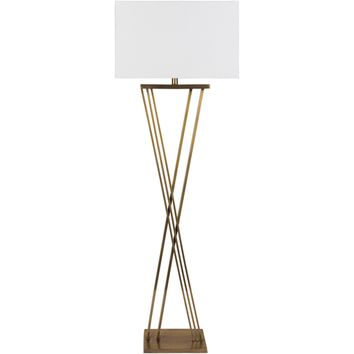Surya Hartley Floor Lamp