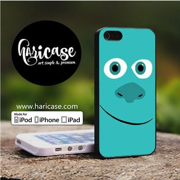 Monster Inc Blue iPhone 5 | 5S | SE Cases haricase.com