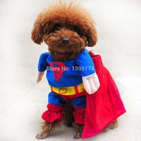 Funny Dog Clothes Halloween Costume Puppy Coat For Small Dogs Pets Costume Coat Chihuahua Clothes 25S2