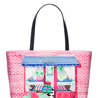 Kate Spade Magnolia Bakery Francis Magnolia Store Front ONE