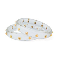 Clear Intent Bangles