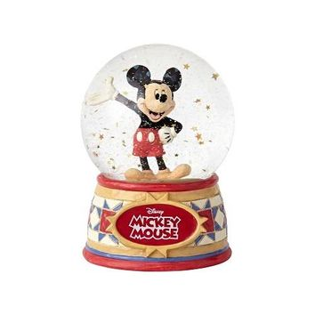 Mickey Mouse Waterglobe by Jim Shore