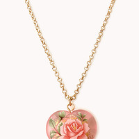 Femme Heart Necklace