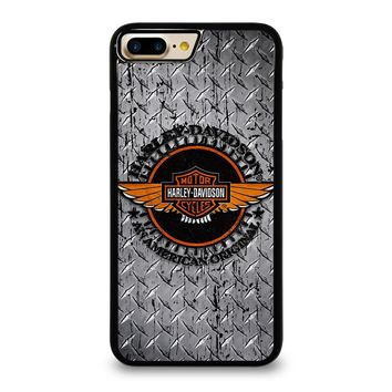 HARLEY DAVIDSON MOTOR iPhone 7 Plus Case