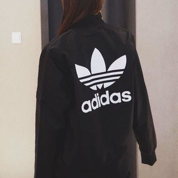 adidas originals womens mens reversible jacket