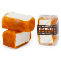 Mitchell Sweets Caramel Covered Marshmallows: 54-Piece Tub