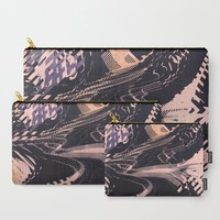 Static Carry-All Pouch by duckyb