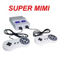 DEEP DISCOUNT!     400 GAMES: Super NES  MINI Classic  game player Family TV video game console Childhood Built-in 400 Games( For SNES Clone Console)
