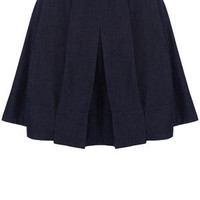 Oasis Skirts | Denim Belted Denim Skirt | Womens Fashion Clothing | Oasis Stores UK