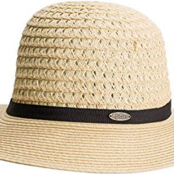 Rip Curl Junior's Hari Short Brim Boho Hat, Natural, One Size