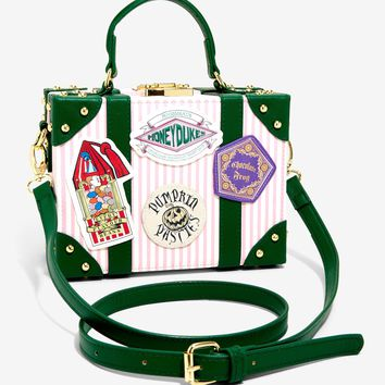 Harry Potter Honeydukes Trunk Crossbody Bag