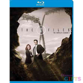 X-FILES-SEASON 3 (BLU-RAY/6 DISC)