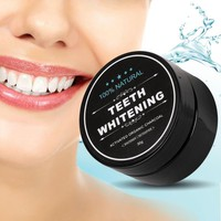 [Big Sale+Free Shipping]Teeth Whitening Scaling Powder Oral Hygiene Cleaning Activated Bamboo Charcoal Powder Food Grade