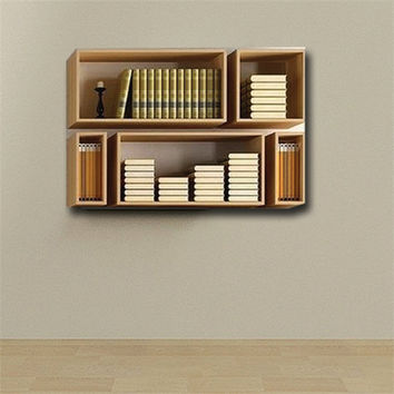 wall bookshelf,bookshelf decor,wall decor,bookcase,book shelves