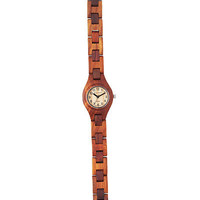 LADIES WOODEN WATCH | Wood, Sandalwood, Sandal, Watches, Women, Jewelry | UncommonGoods