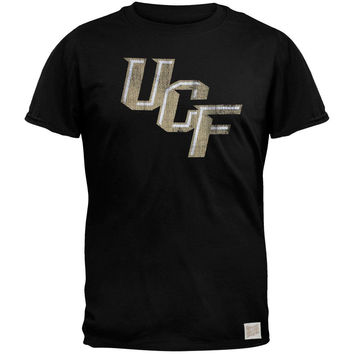 UCF Knights - Stacked Logo Vintage Adult Soft T-Shirt