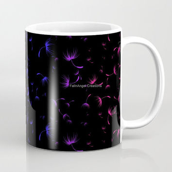 Dandelion Seeds Bisexual Pride Mug, 4 Types Available!