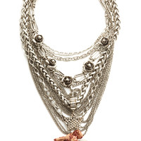Zinnia Necklace | Moda Operandi