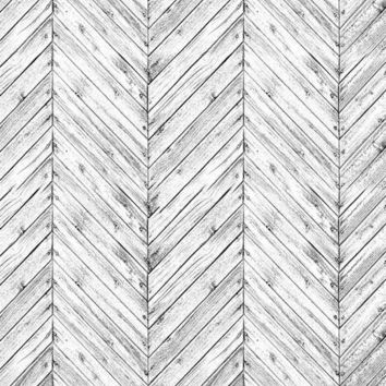 WHITE DIAGONAL SLATS WOOD CANDY FLOOR DROP - 4x5 - LCCF2272 - LAST CALL