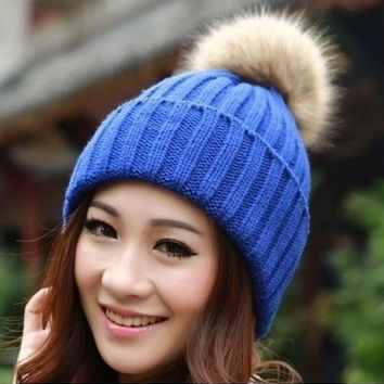 Women Candy Beanie Knitted Caps Crochet Hats Ear Protect Winter Warm Braided Crochet Cute Casual Cap Women Beanies NXH01193 = 1958092868