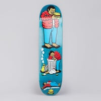 Flatspot - Polar Poison Burger Deck Jerome Campbell 8.125""