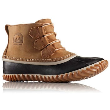 Women's Out N About™ Leather Duck Boot