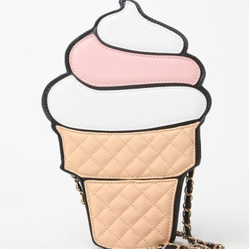 Nila Anthony Ice Cream Crossbody Bag - Womens Handbags - Multi - NOSZ