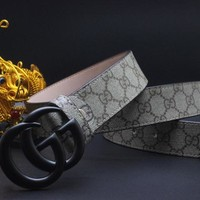 Gucci Belt Men Women Fashion Belts 504161
