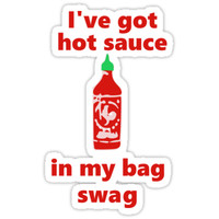 hot sauce swag by gossiprag