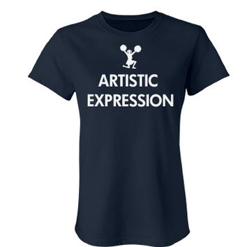 Artistic expression: Creations Clothing Art