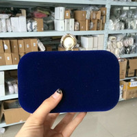 2016 new Crystal Clutch High Quality sueded Evening Bags women bag Hard Case Evening Bag Women Messenger Bags free shipping XP