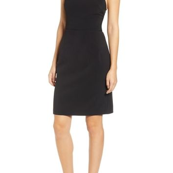Leith Strappy Back Sheath Dress | Nordstrom