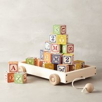 Alphabet Wagon by Anthropologie Multi One Size Gifts